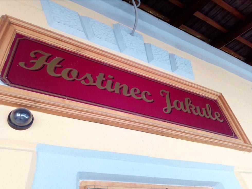 Jakule u Nových Hradů je místem, kde je u nádraží hostinec. V původním objektu zde kdysi vzniklo lesnické učiliště.