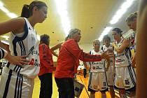 Strakonické basketbalistky zahájily sezonu soubojem s Američankami