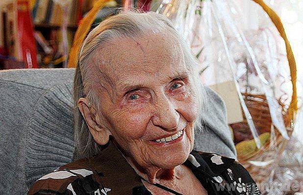 Paní Meisnerovou (107) nic nebolí.