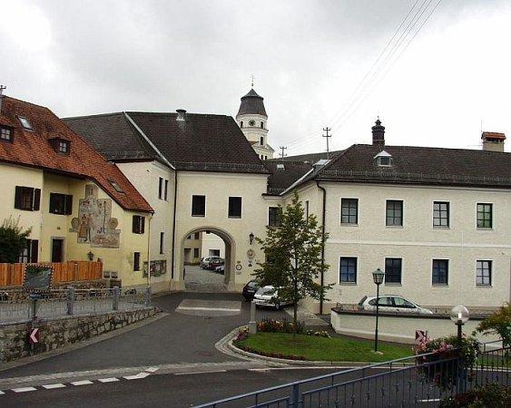 Věznice vSubenu.