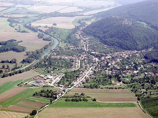 Týn nad Bečvou.