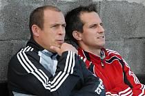 Jiří Lerch a Martin Vozábal se stali posilami trenérského týmu v prvoligovém mužstvu Dynama.
