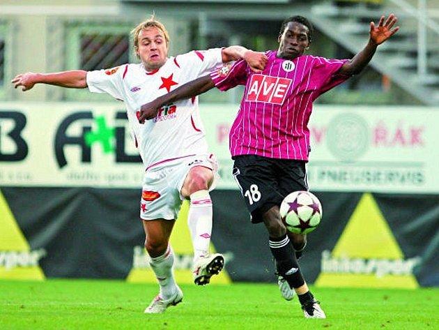 Pro Jaroslava Černého (vlevo) sezona skončila.