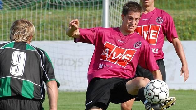 Michal Šmíd přišel na jih ze Slavie, v neděli ho tudíž čeká prestižní duel.
