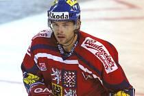 Zdeněk Kutlák se opět vrátil do české hokejové reprezentace.