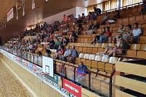 Jihostroj České Budějovice hraje ve Sportovní hale