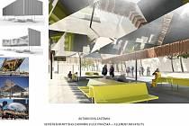 Vítězný návrh úprav na Pražské - Ellement Architects.