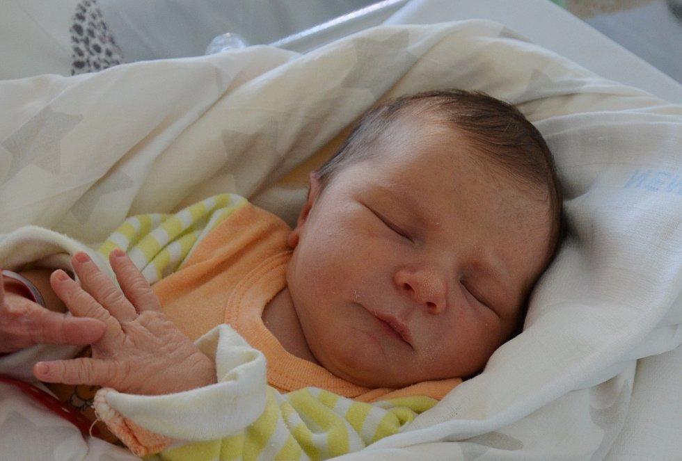Elena Sádlová z Písku. Prvorozená dcera Lucie a Jiřího Sádlových se narodila 8. 7. 2021 v 11.40 hodin. Při narození vážila 3350 g a měřila 49 cm.