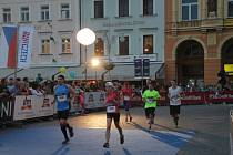 Závodníci Mattoni 1/2Maratonu 2016 v Českých Budějovicích.