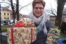 Vánoční dárky. Ilustrační foto.