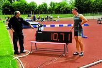Martin Říčař se svým trenérem Pavlem Váňou a svým historickým výkonem.