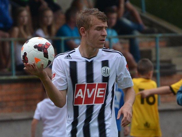 Michal Řezáč si nominace do přípravy A-týmu Dynama velice považuje.