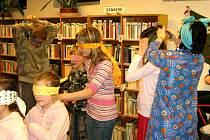 Noc v knihovně slibuje spoustu nevšedních zážitků.