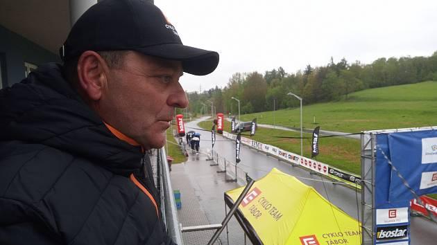 Petr Balogh nejen o mistrovství světa 2024.