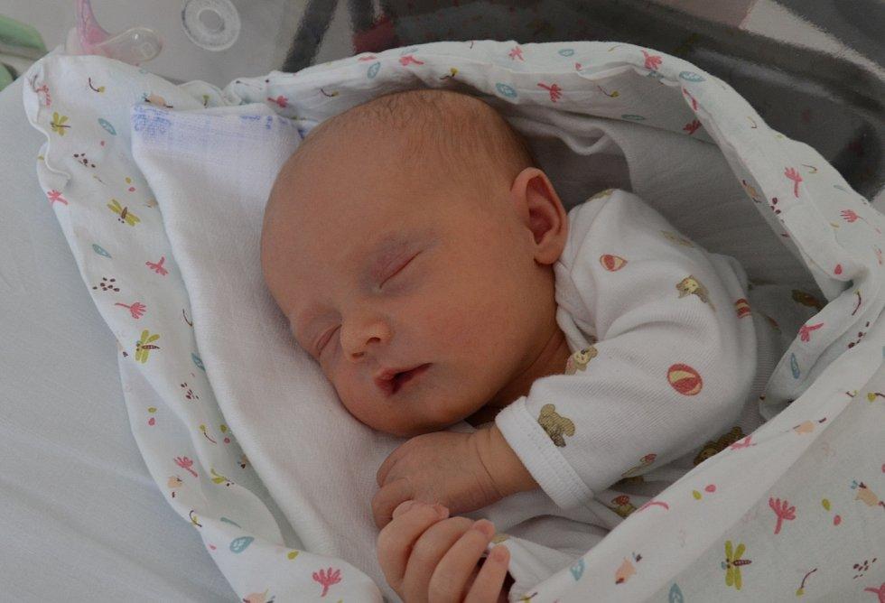 Rozálie Nováková ze Zbytin. Dcera Martiny Liškové a Jindřicha Nováka se narodila 15. 7. 2021 v 8.25 hodin. Při narození vážila 3050 g. Doma ji přivítal bráška Jindřich (3).