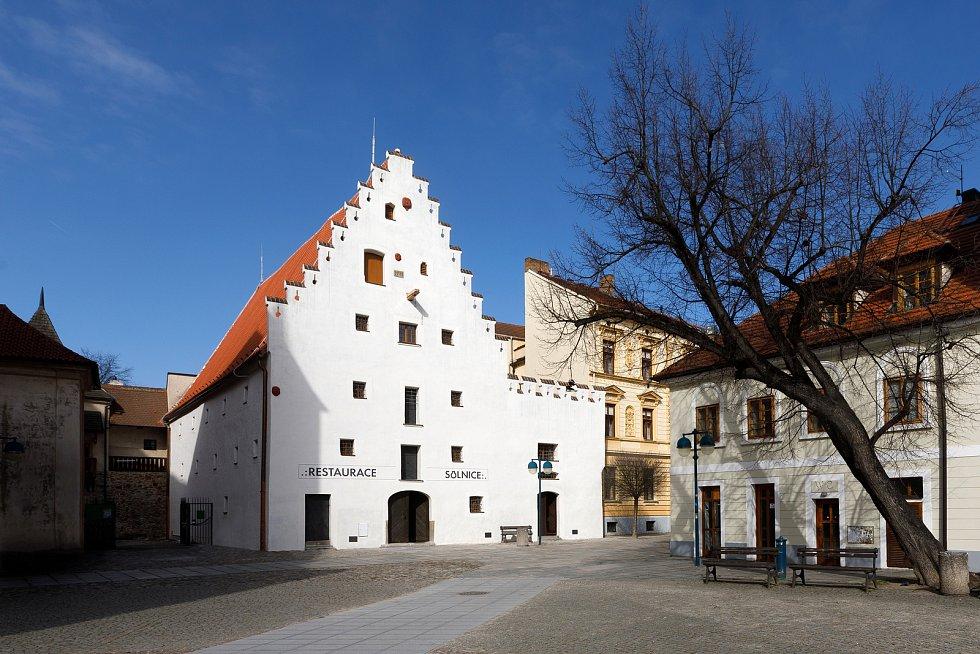 Českobudějovická Solnice byla navržena na titul Stavba roku 2019.
