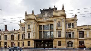 Českobudějovické vlakové nádraží