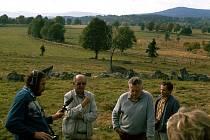 1990, Knížecí Pláně.