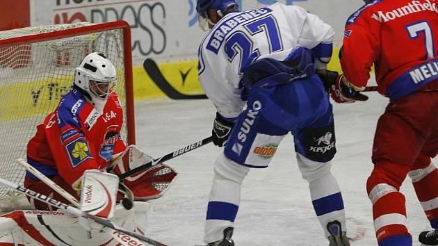 Lední hokej _ ilustrační foto
