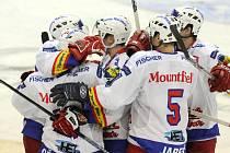 Příznivci hokeje na jihu Čech věří, že pod vedením trenéra Tlačila podobné radosti zažijí do konce sezony co nejvíce.
