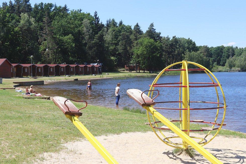 Mydlovarský rybník
