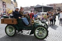 Křivonoska 2020 na českobudějovickém náměstí