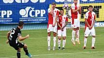 Nejlepším fotbalistou Dynama v uplynulém ročníku I. ligy fanoušci v tradiční anketě klubového webu zvolili Benjamina Čoliče.na
