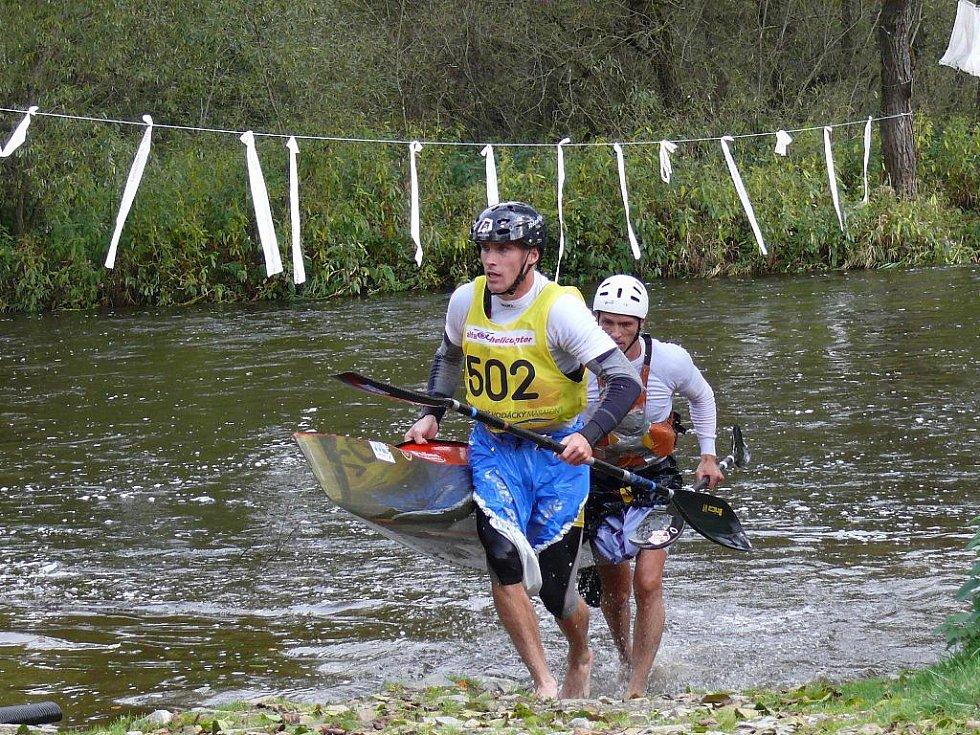 Devátý ročník Krumlovského vodáckého maratonu
