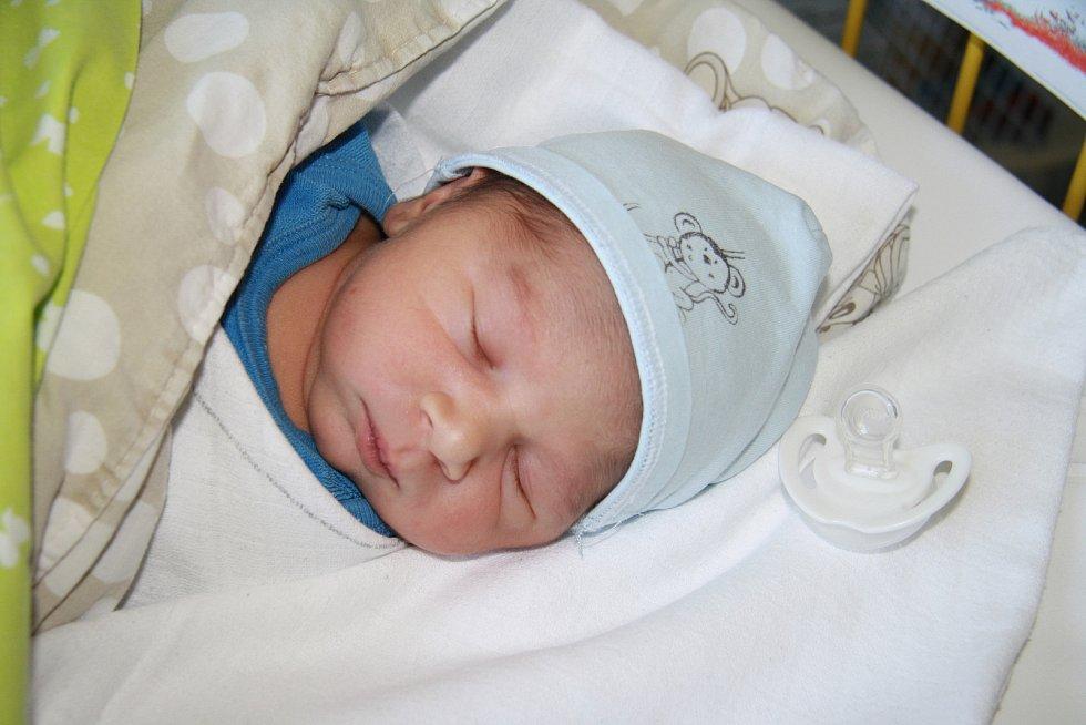 Brian Richard Nanár z Vimperku.Prvorozený syn Adély Nanárové a Miloše Bílého se narodil 16. 6. 2021 ve 20.25 hodin. Porodní váha miminka byla 3250 g.