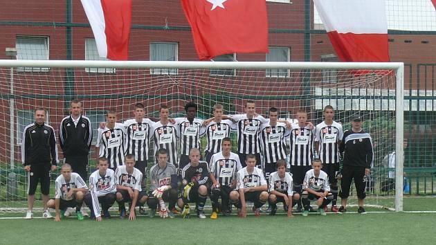 Fotbalisté SK Dynamo ČB na All Stars Cupu v Praze