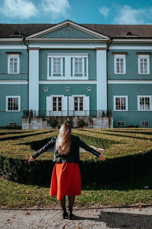 Jižní Čechy rozšíří svou propagaci na internetu novým projektem 6x5, který spoluorganizuje Jihočeská centrála cestovního ruchu (JCCR). Snímek ukazuje zámek Dačice. Foto: archiv JCCR