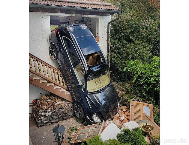 Opravdu kuriózní nehoda.