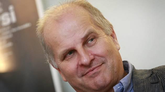 Jiří Šesták, ředitel Jihočeského divadla, hledá svého nástupce.