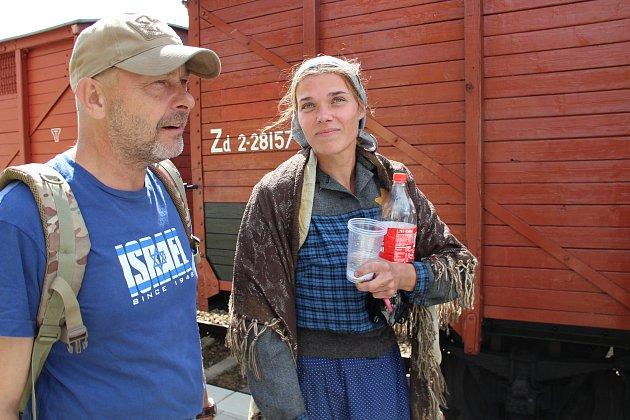 VPolné na Šumavě se natáčel film Jerzyho Kosińského - Nabarvené ptáče.
