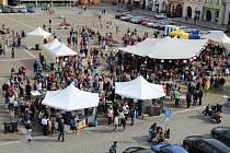 Vloni se na festivalu sešly spousty lidí.