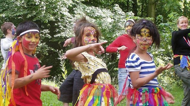 Dobrovolnické centrum připravuje během léta program pro děti.