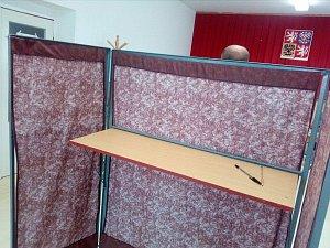 Parlamentní volby v Temelíně.