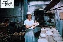 Do jižních Čech dorazí v úterý putovní filmová přehlídka Projekt 100. Otevře ji vimperské kino dramatem Bílá stuha od 20 hodin. Součástí Projektu 100 je letos i komedie Zahraj to znovu, Same s Woody Allenem (na snímku).