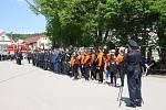 V Dobřejovicích mají novou hasičárnu