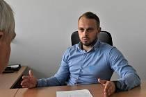 Tomáš Samec odpovídá na doraty Deníku Jižní Čechy.