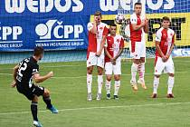 V zápase se Slavií se fotbalisté Dynama neprosadili, uspějí v sobotu doma proti Liberci?