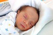 Josef Novotný vážící 2,67 kg se narodil v úterý 25. 12. 2018 v 6.38 h. Rodiče Anna Novotná a Jakub Smolek si jej odvezli domů do Chvalkova u Trhových Svinů.