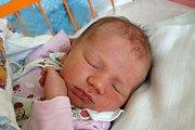 Michaela Švecová se narodila 2. 4. 2018 v 6.09 h, vážila 3,2 kg. Po boku devítiletého brášky Martina vyroste v Trhových Svinech. Vychovají ji rodiče Jana Černá a Luděk Švec.