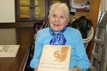 Věra Pazderková má nejkrásnější Vánoce spojené s knihami.