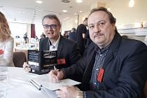 Soutěžte s Deníkem o knihu 100 let jihočeského fotbalu.