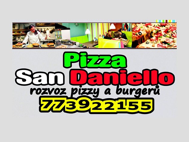 Pizza San Daniello