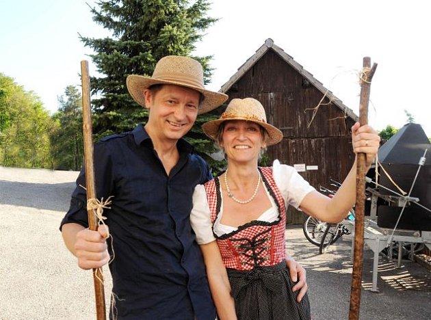 Prošli se kolem Dunaje.