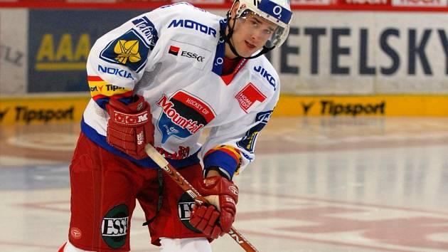 David Kuchejda nastoupil v českobudějovickém dresu k jednomu zápasu v první lize. Nyní se po zranění začíná chystat na extraligovou premiéru.