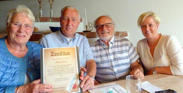 Holandští hosté opět vMauthausenu.