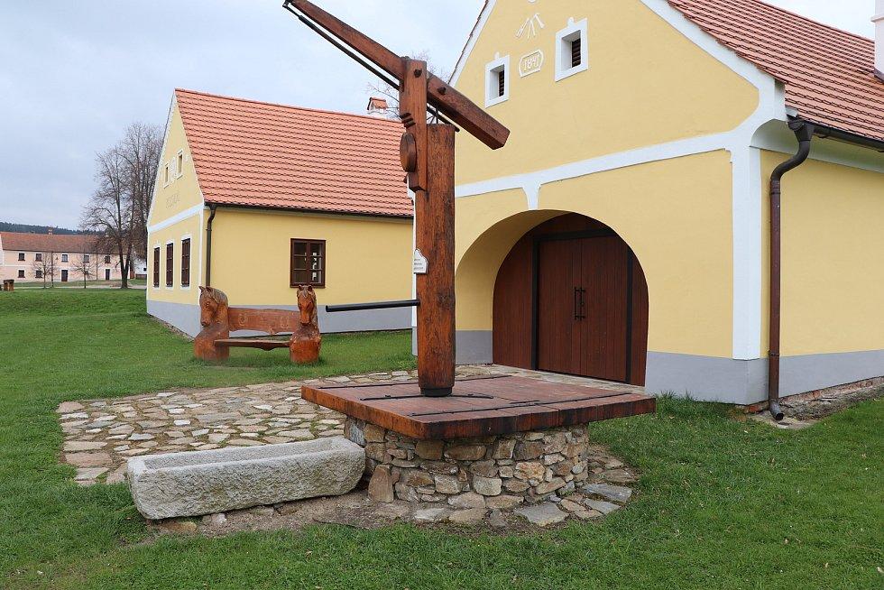 Jihočeská obec Holašovice je evropskou kulturní památkou